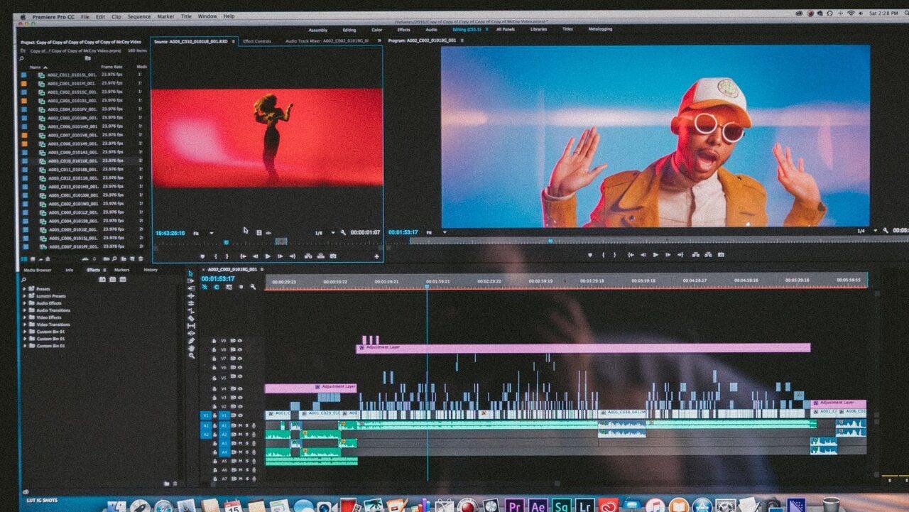 Курсы по видеомонтажу для начинающих с нуля